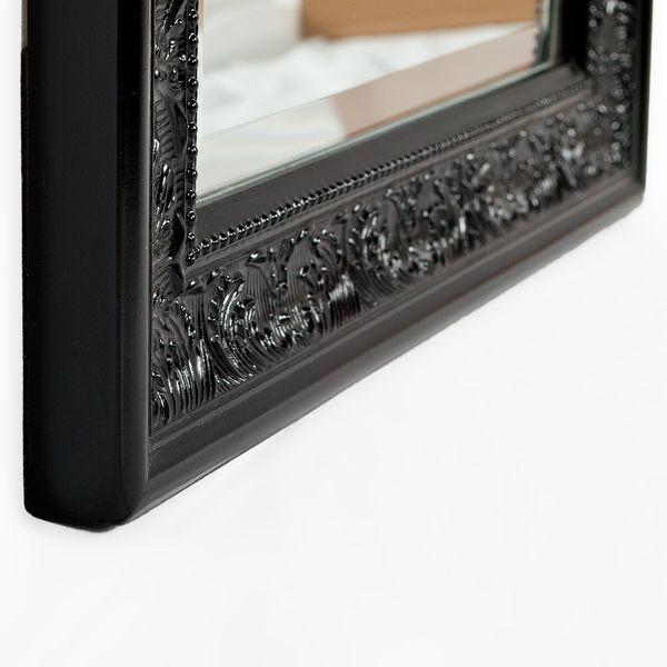 Spiegel FIORA 160x60cm Shiny-Black – Bild 4