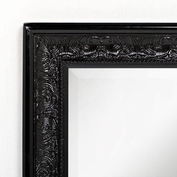 Spiegel FIORA 180x70cm Shiny-Black – Bild 3