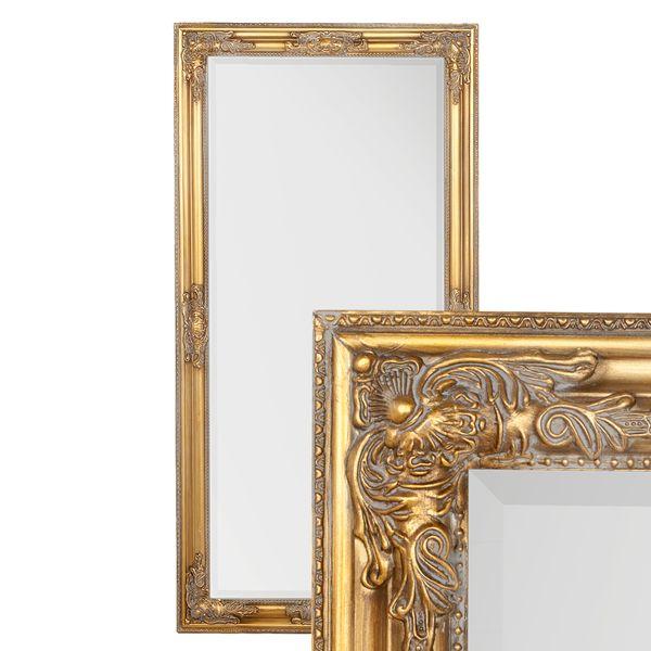 Spiegel BESSA barock gold-antik 120x60cm – Bild 1
