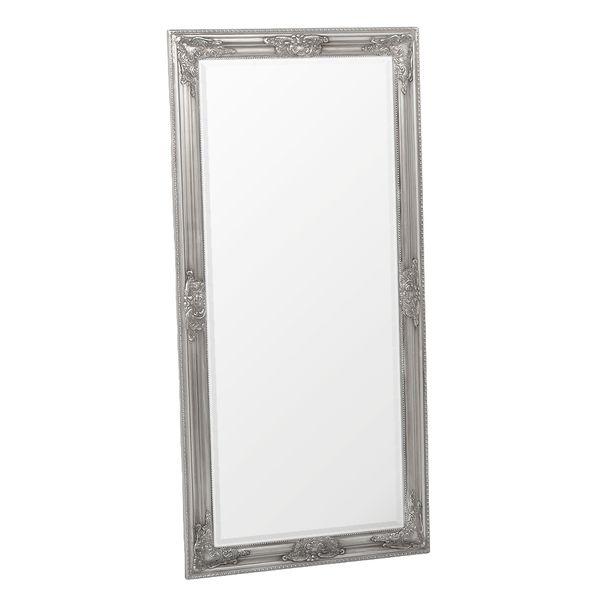 Spiegel BESSA barock silber-antik 120x60cm – Bild 3