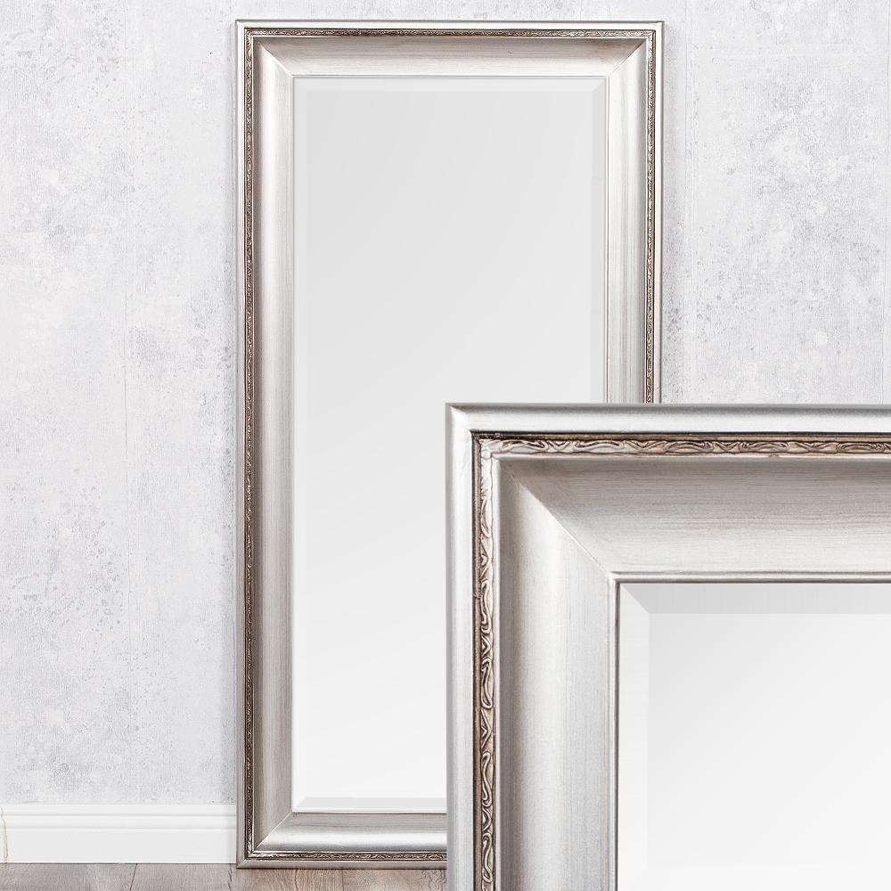 Spiksplinternieuw Spiegel COPIA Silber-Antik 120x60cm 6960 NO-37