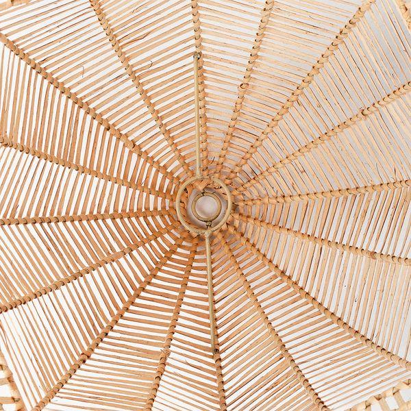 Lampenschirm MENORCA D50cm Rattan – Bild 6