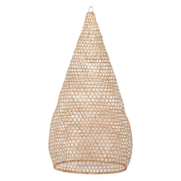 Lampenschirm IBIZA H110cm Rattan – Bild 2