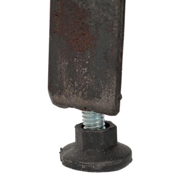 Highboard LOGAM-MOTORBIKE L97cm recyceltes Metall – Bild 4