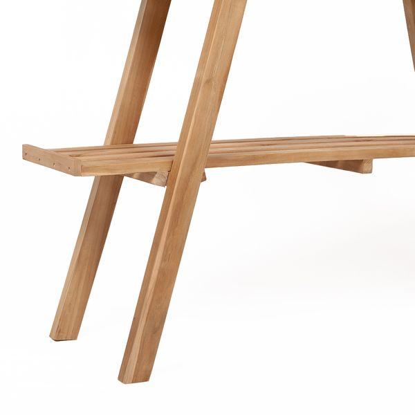 Teak Regal STEP H179cm – Bild 8