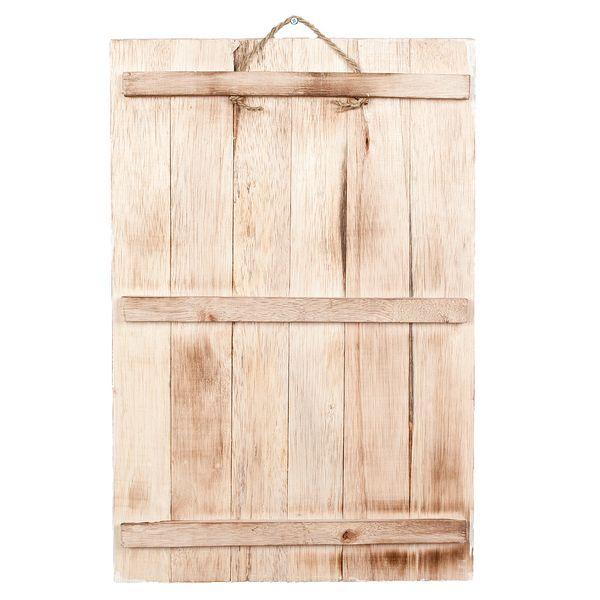 Deko-Wandbild STERNE 40x60cm Holz – Bild 5