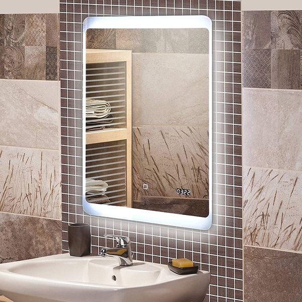 KROLLMANN LED-Badspiegel TEBI 50x70cm – Bild 1