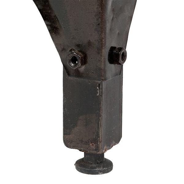 Kommode LOGAM-SPEEDWAY L120cm recyceltes Metall – Bild 5