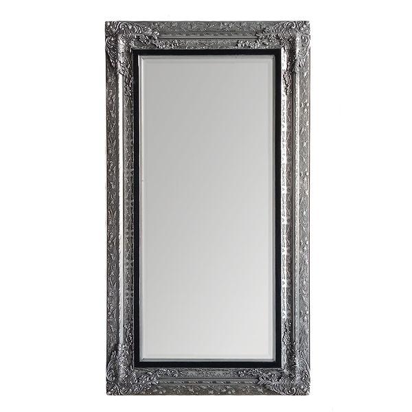 Spiegel JACOB 180x100cm Silber-Schwarz – Bild 1