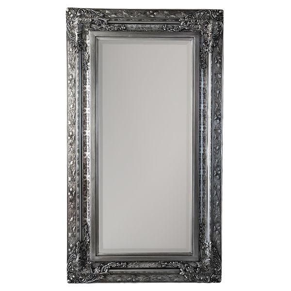 Spiegel JACOB 180x100cm Antik-Silber – Bild 1