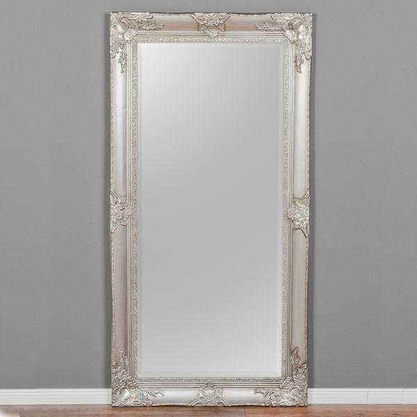 Spiegel MARLON-L Antik-Silber 190x80cm – Bild 1