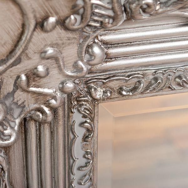Spiegel MARLON-L Antik-Silber 190x80cm – Bild 5
