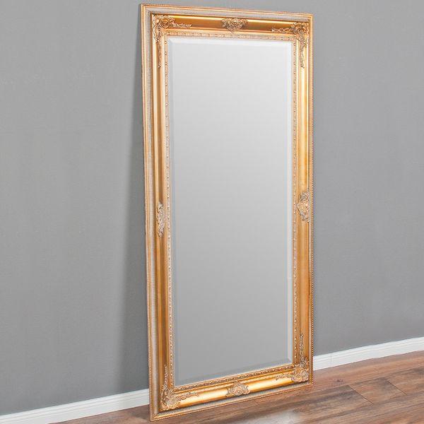 Spiegel EVE Antik-Gold 190x80cm – Bild 1