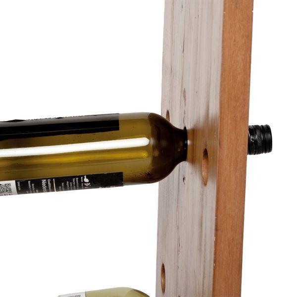 Flaschenboard PAPAN-XL ca. H165cm Mahagoni – Bild 4