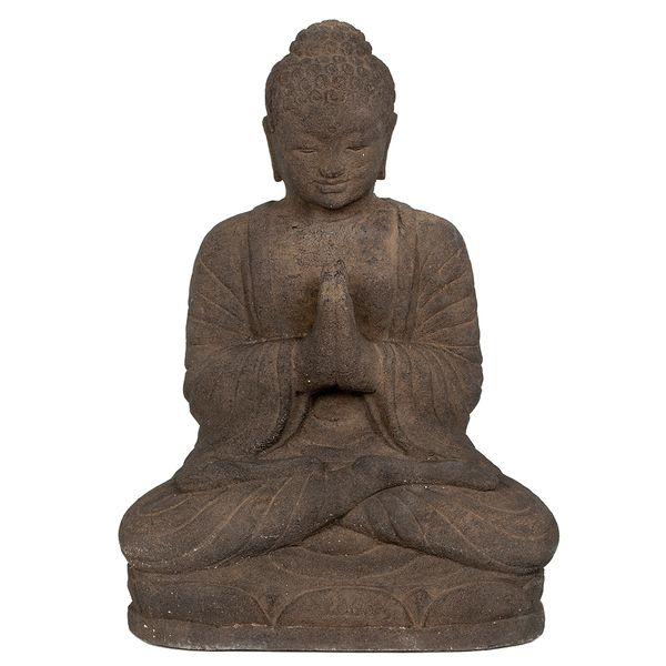 Buddha Figur SAMADHI ca. H50cm – Bild 2