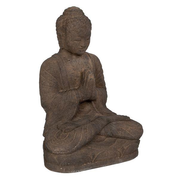 Buddha Figur SAMADHI ca. H50cm – Bild 1