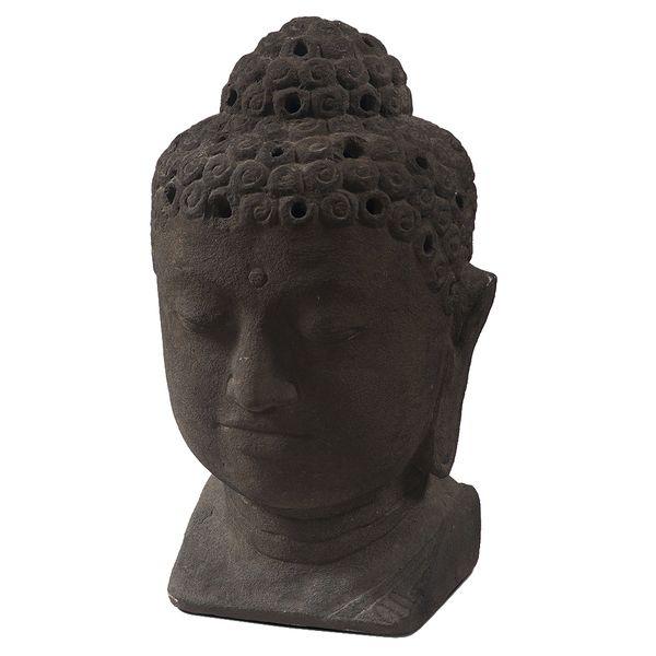 Buddha Kopf CABEZA ca. H40cm