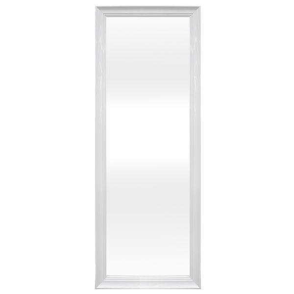 Spiegel LILLY Weiß Hochglanz 160x60cm – Bild 2