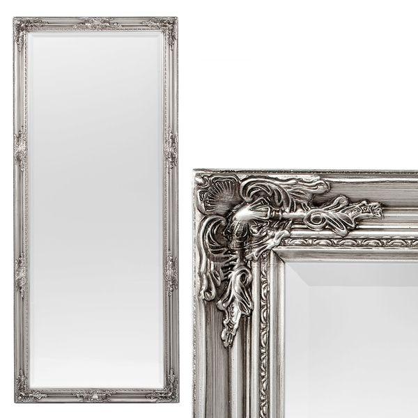 Spiegel HOUSE barock Antik-Silber ca. 180x80cm – Bild 1