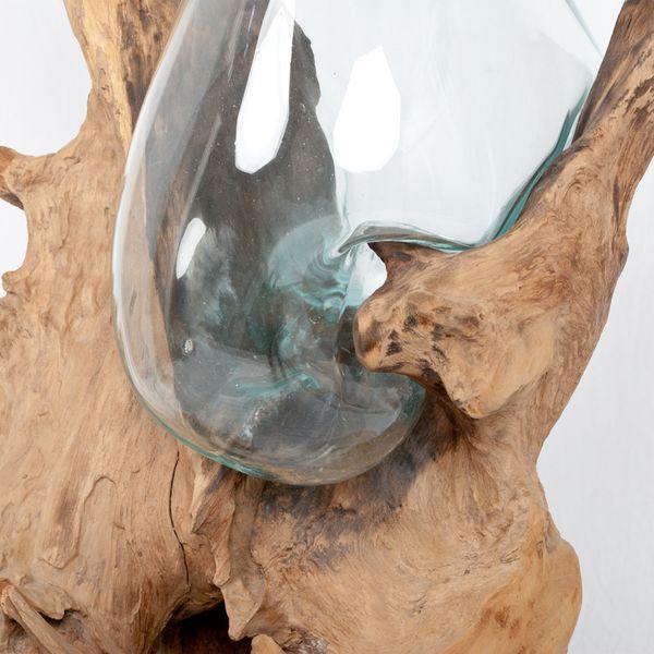 Deko-Glas DROP-DUO ca. H150cm – Bild 7