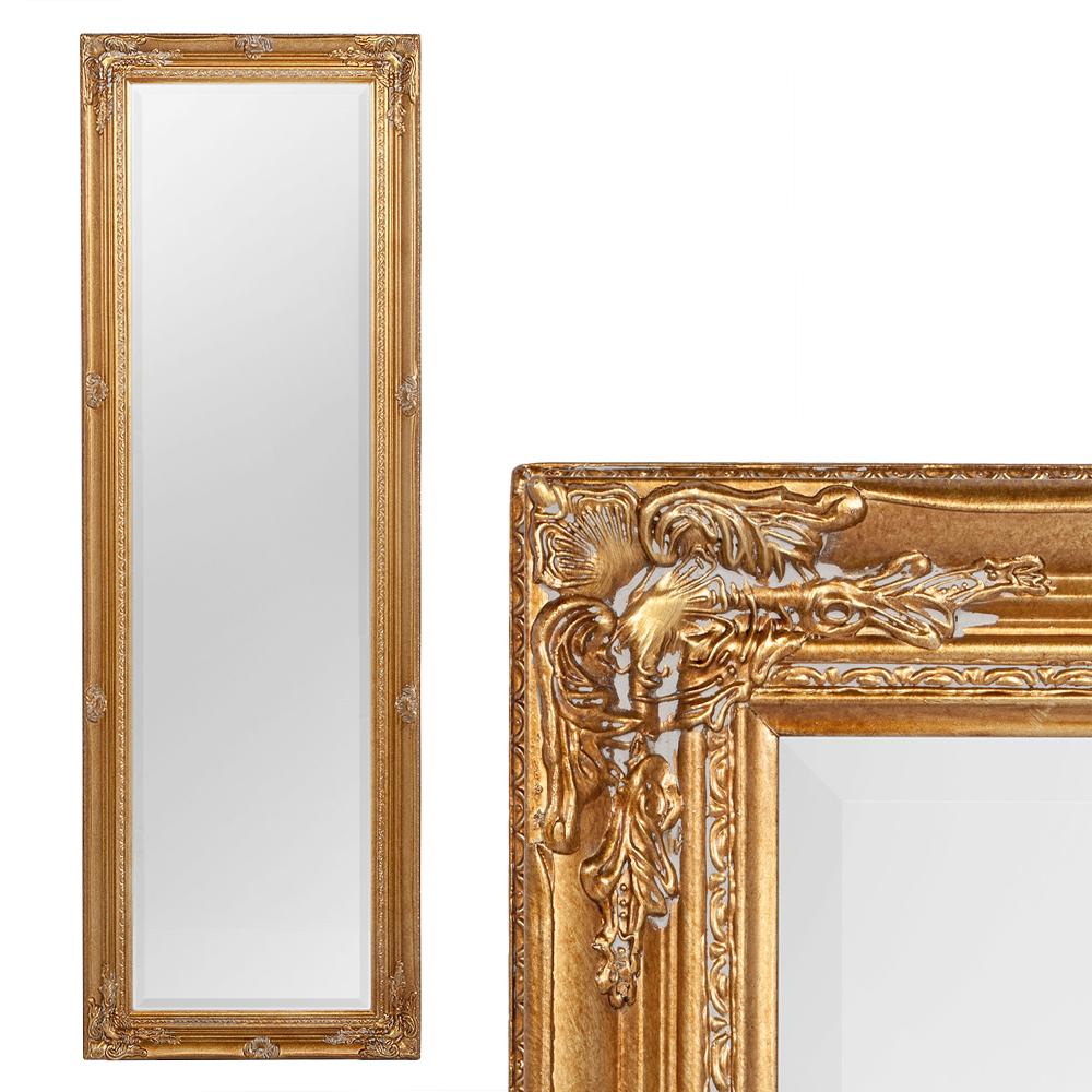 Spiegel HOUSE barock Antik-Gold ca. 150x50cm