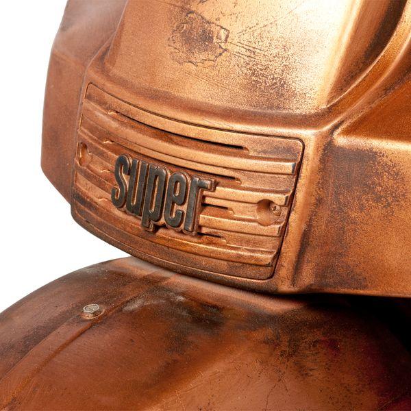 Bar Regal SCOOTER Vintage Bronze ca. H168cm – Bild 5