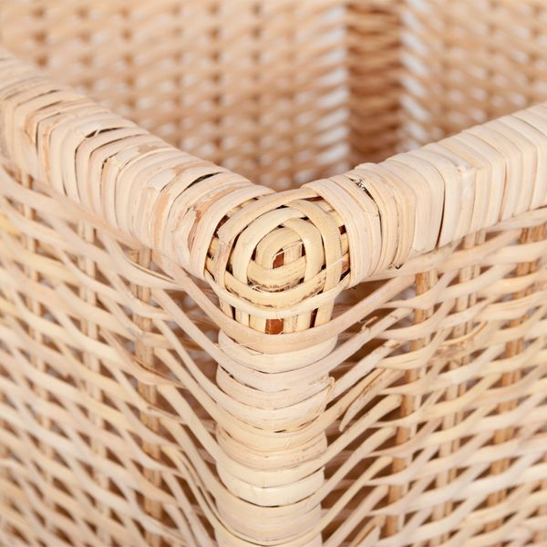 Rattan Korb CESTA-Big Natural – Bild 3
