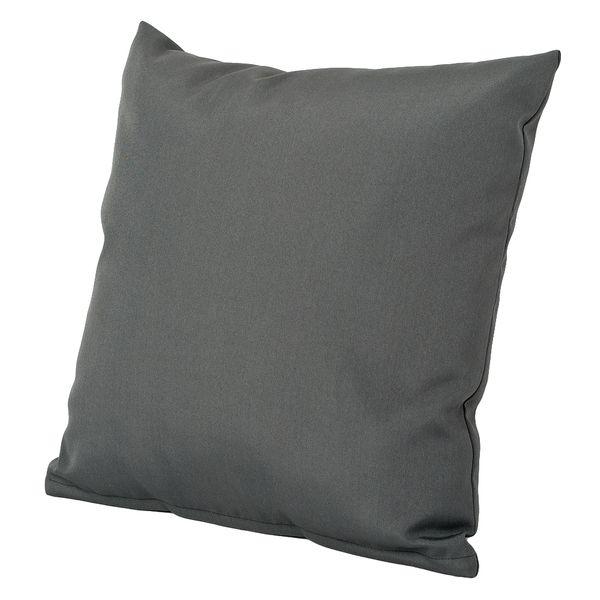 Kissen SALIM Grau ca. 40x40cm – Bild 1