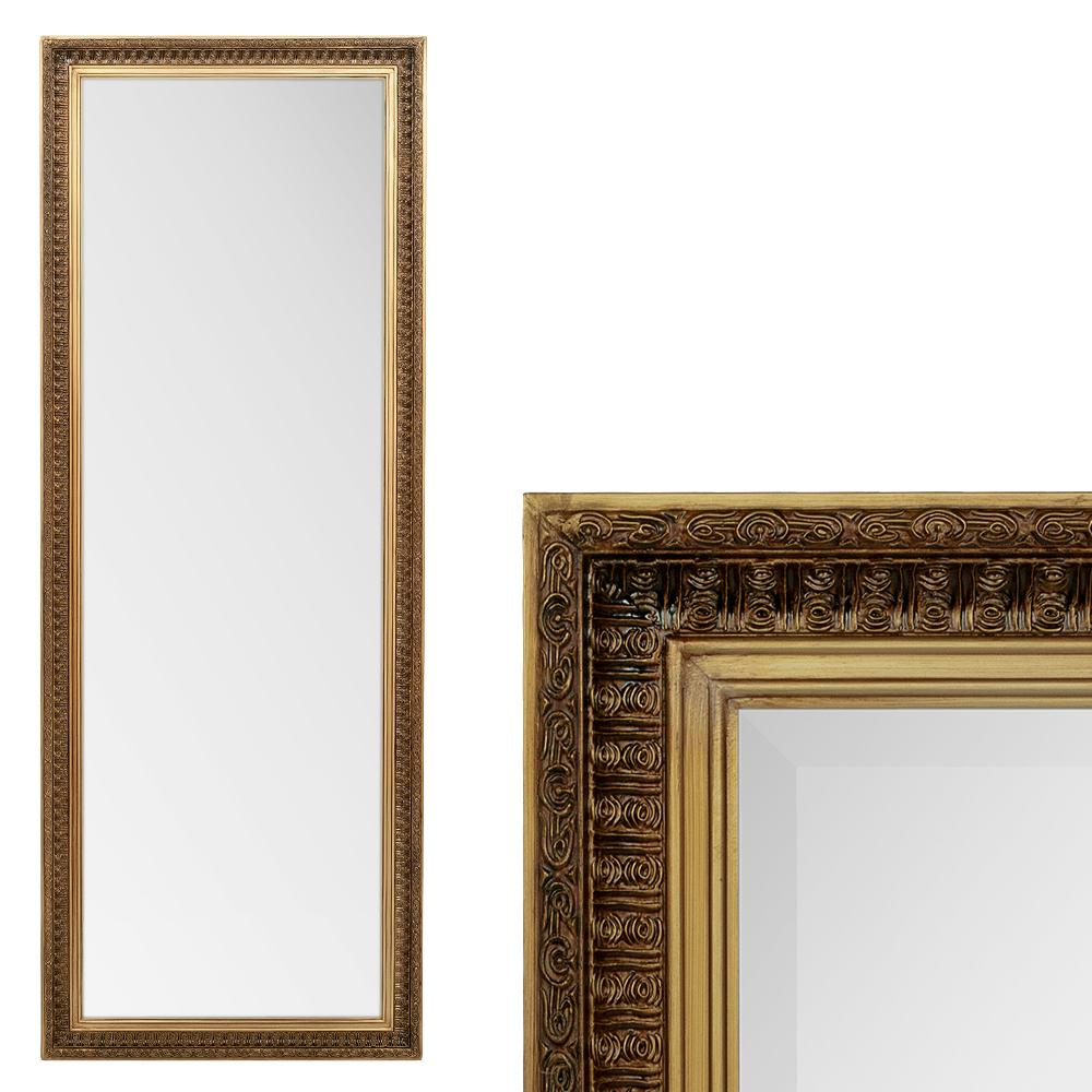 Spiegel BESTY Country Gold ca. 140x50cm