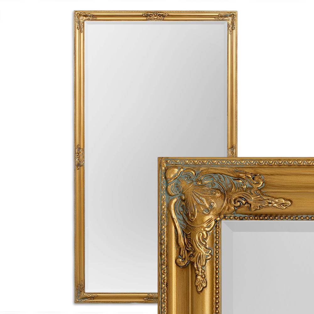 Spiegel BESSA Barock Antik-Gold 180x100cm