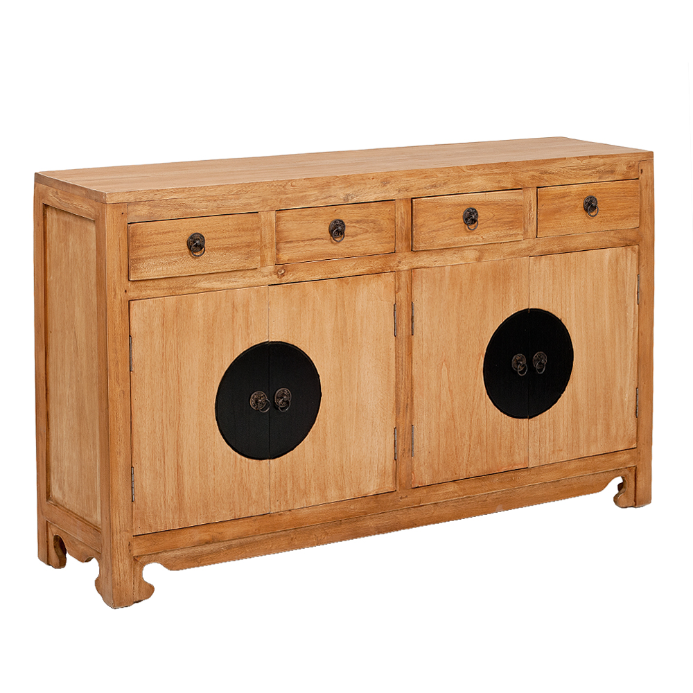 Sideboard ASIA Antik Natural Shabby Chic ca. L140cm