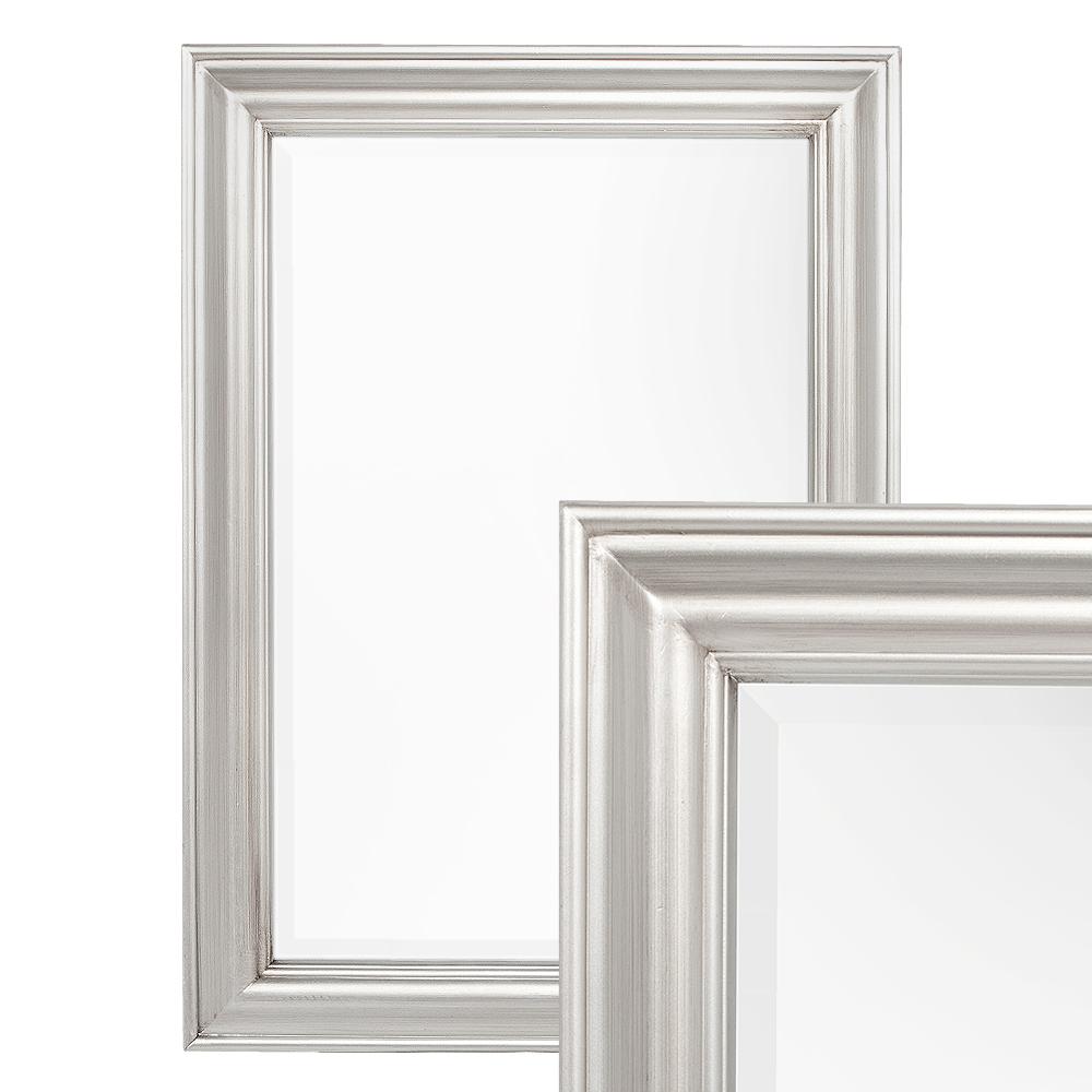 Spiegel ONDA Silver Brushed ca. 50x70cm