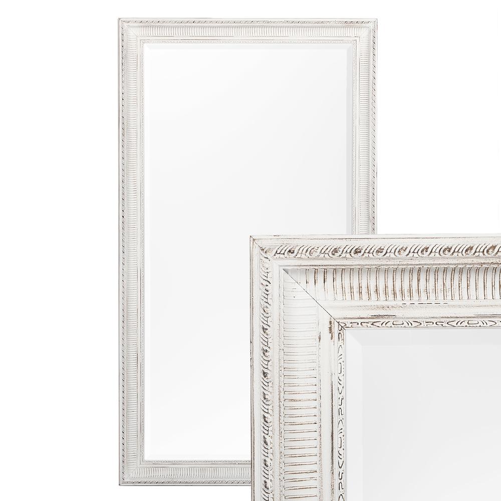 Spiegel ASTORIA Vintage-Weiß ca. 200x110cm