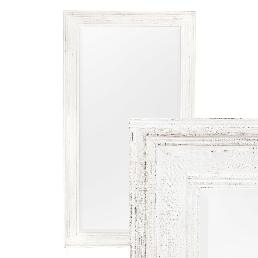 Spiegel ALAN Shabby-Weiß ca. 180x100cm