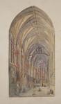 John Staines Babb Glasfenster Kirche Gotik England 1860 001