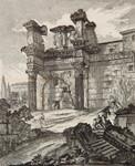 Georg Christian Kilian Rom Antike Tempel Pallas Athene Vesta 002
