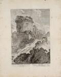 Georg Christian Kilian Antike Rom Grabmal Tomba Caecilia Metella Via Appia Tumulus Crassus Turm 001