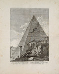 Georg Christian Kilian Rom Roma Antike Pyramide 001