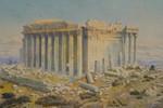 Martin Meyer Innsbruck Baalbek Heliopolis Libanon Bacchus-Tempel Bekaa-Ebene Syrien Bild 2