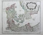 Dänemark Denmark Kopenhagen Jütland Pommern Holstein Schleswig Smäland Helsingborg Sund Ostsee