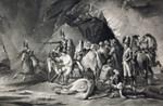 Francis Bourgeois Smuggler Schmuggler Rum-Fass Zoll Zöllner Kavallerie Dover Bild 2