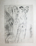 Sidonie-Gabrielle Colette Chéri Akt Erotik Tanz Chanson Marcel Vertes Paris 1929 Bild 8