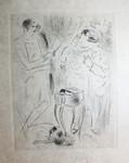 Sidonie-Gabrielle Colette Chéri Akt Erotik Tanz Chanson Marcel Vertes Paris 1929 Bild 9