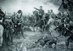 Blücher Belle Alliance Waterloo Landwehr Preußen Briten Kavallerie Pommern Garde Napoleon Georg Bleibtreu Bild 2