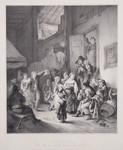 Cornelis Bega Haarlem Holland Wirtshaus Geiger Dorf Schenke Tanz Bier Krug Barock