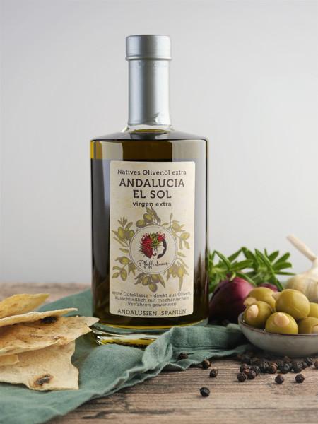 Olivenöl ANDALUCIA EL SOL  – Bild 1