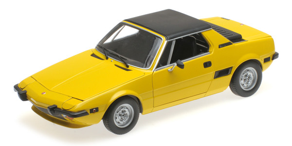 FIAT X1/9 - 1974 - YELLOW – Bild 2