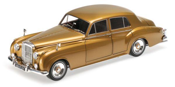 BENTLEY S2 - 1960 - GOLD