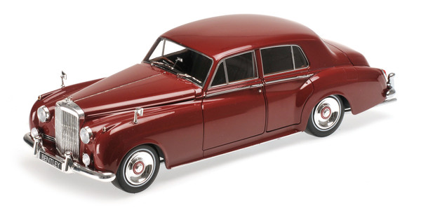 BENTLEY S2 - 1960 - RED – image 1