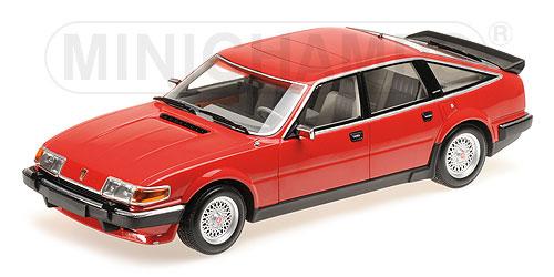 ROVER VITESSE 3.5 V8 - 1986 - RED – Bild 1